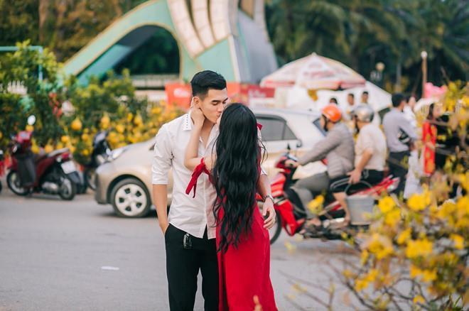 Hạnh phúc như Văn Lâm, Duy Mạnh khi được bạn gái hết lòng chăm sóc-9