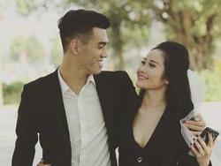 Hạnh phúc như Văn Lâm, Duy Mạnh khi được bạn gái hết lòng chăm sóc