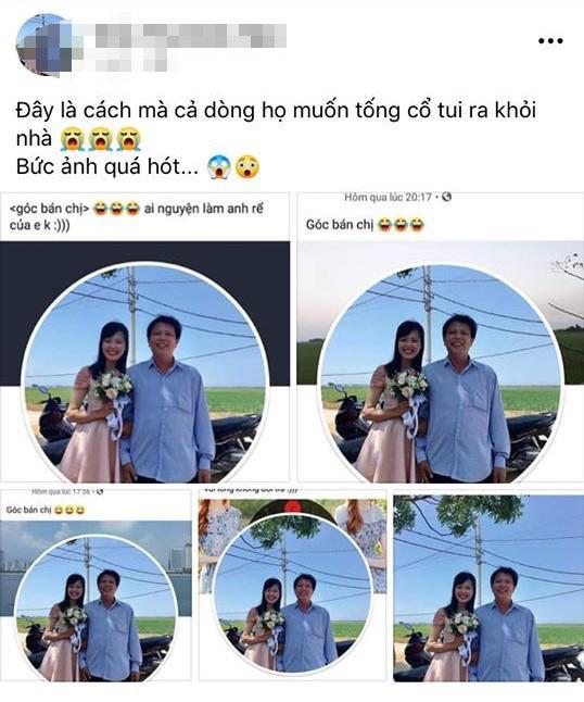 Gái xinh Quảng Bình sáng nhất MXH tối qua: Gần 30 tuổi chưa có mảnh tình vắt vai, bị cả dòng họ rao bán cực hài trên Facebook-4