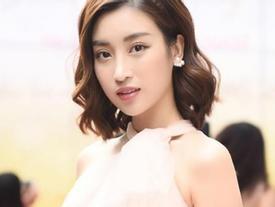 Đỗ Mỹ Linh: 'Ở VTV, nhiều người không coi tôi là hoa hậu'