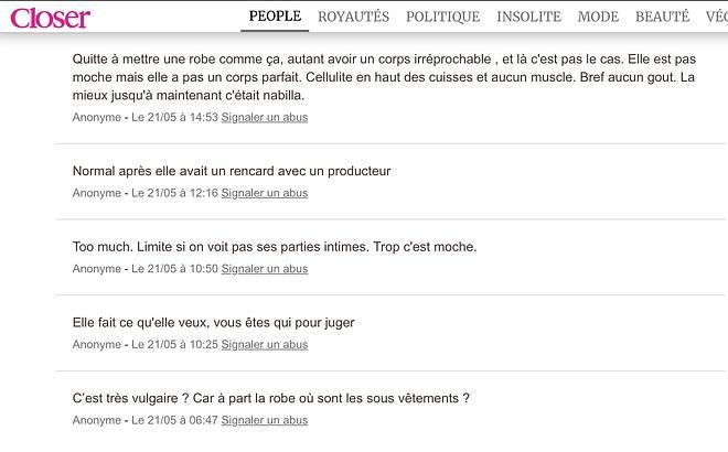 Người Pháp nhận xét về Ngọc Trinh: Nên cấm những cô gái này trên thảm đỏ LHP Cannes-3