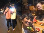 Hoa hậu HHen Niê thân thiết với Á hậu Lệ Hằng chuẩn trend chị ngả em nâng-11