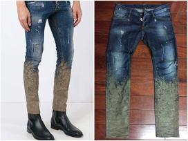 Chàng trai bỏ hơn 10 triệu mua quần hàng hiệu mà bị mẹ mắng té tát vì không khác gì 'quần cấy lúa'