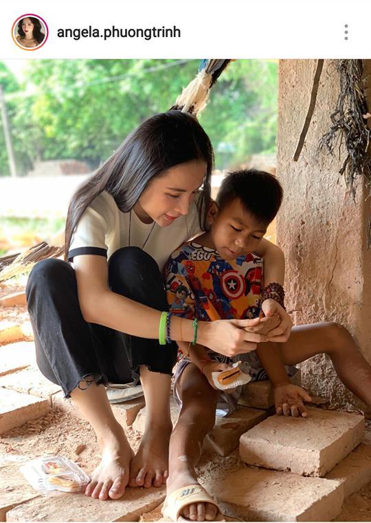 Dàn mỹ nhân Việt từ khoe thân táo bạo bỗng trở nên kín đáo ngoan hiền: Bất ngờ nhất vẫn là Angela Phương Trinh-3