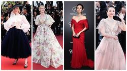 Sau tất cả, đây chính là hai 'nữ thần' lên đồ đẹp xuất sắc tại thảm đỏ Liên hoan phim Cannes 2019