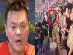 ĐẮNG LÒNG: Ông chủ JYP suýt bị đuổi khỏi concert của Twice chỉ vì quá cuồng 'gà nhà'