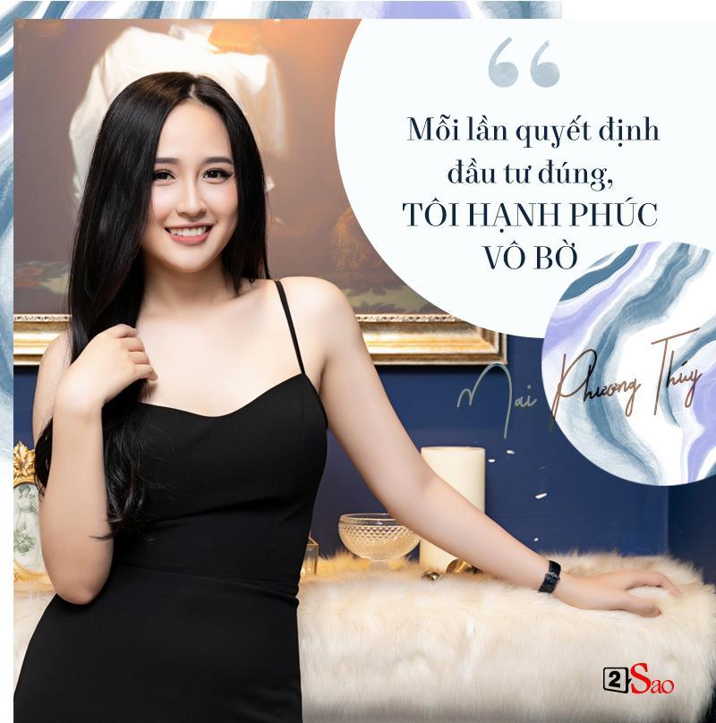 Hoa hậu Mai Phương Thúy LẦN ĐẦU KỂ THẬT về cuộc sống triệu đô: Liên tục nhiều năm dù cười nói nhưng lòng tôi luôn cay đắng, thù hận-4