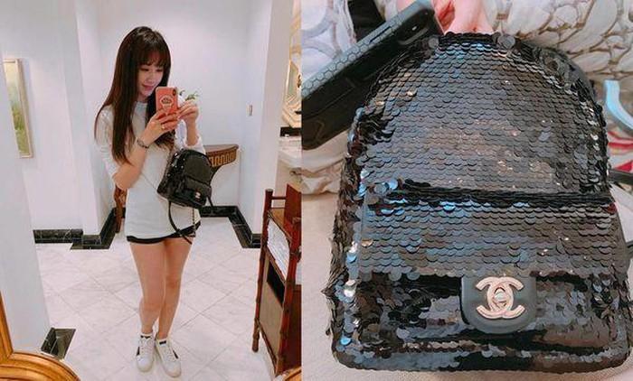 Đâu thua chị kém em, Hari Won cũng được chồng mua hàng hiệu, chất ngập giường-5