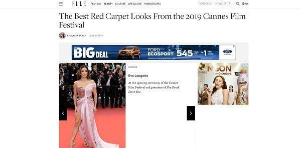 Bộ váy tai tiếng của Ngọc Trinh không hề lọt Top trang phục đẹp nhất Cannes trên tạp chí uy tín-3