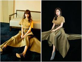 'Ngụy Anh Lạc' Ngô Cẩn Ngôn đụng nguyên set đồ với 'Phú Sát Hoàng hậu' Tần Lam