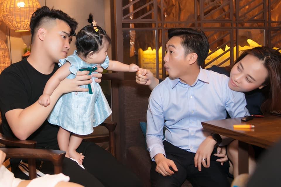 Nhiều bằng chứng cho hay Đàm Thu Trang đã mang thai với Cường Đô La trước khi làm đám cưới-2