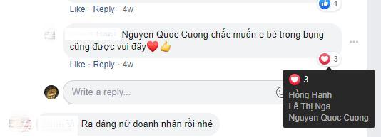 Nhiều bằng chứng cho hay Đàm Thu Trang đã mang thai với Cường Đô La trước khi làm đám cưới-6