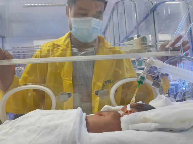 Người mẹ mắc ung thư nguy kịch, chưa được nhìn thấy con-2