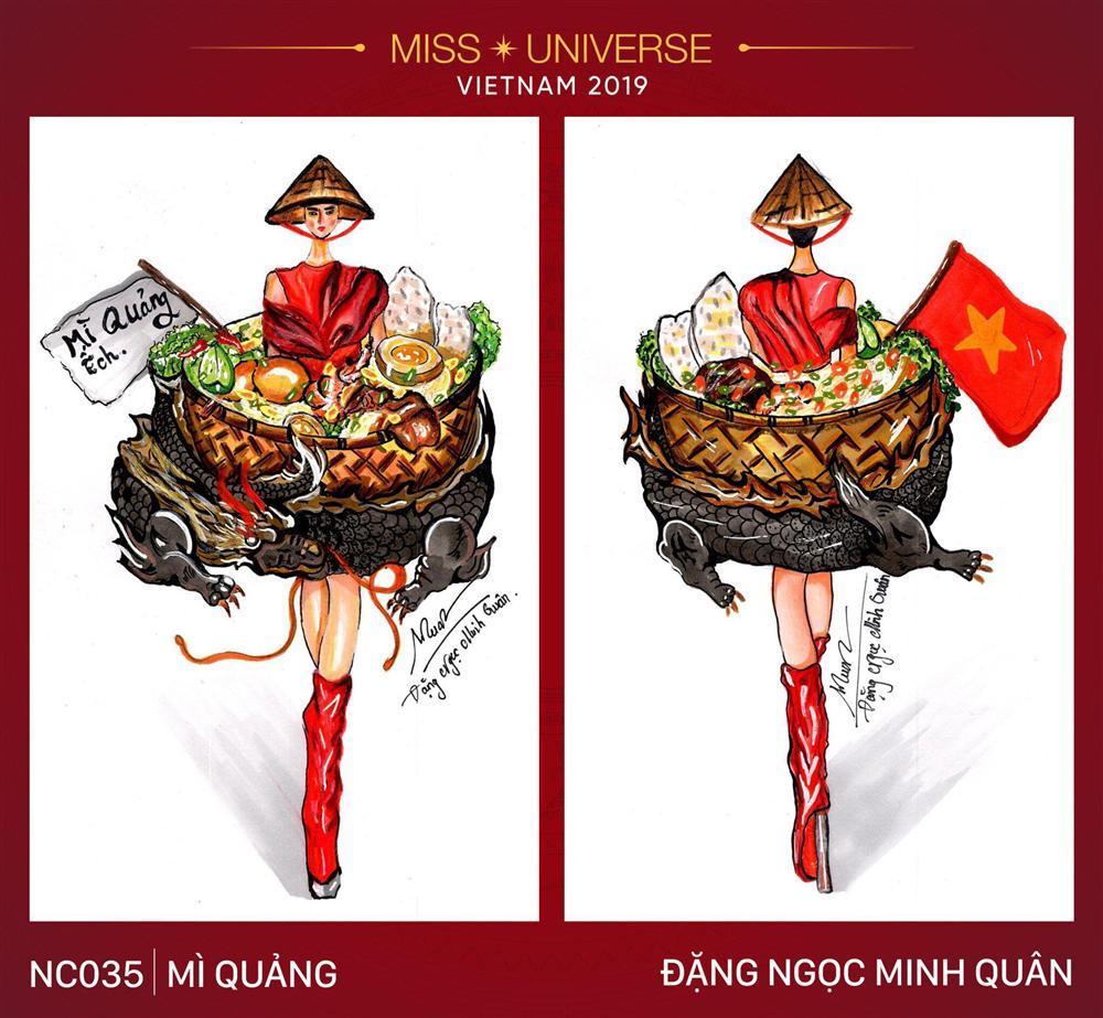 Hoàng Thùy cạn lời vì ý tưởng thiết kế trang phục truyền thống cho Miss Universe 2019 lấy cảm hứng từ... BÀN THỜ-5