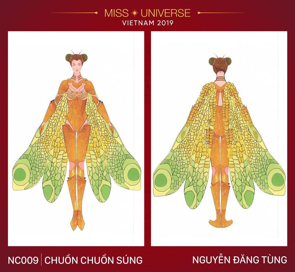 Hoàng Thùy cạn lời vì ý tưởng thiết kế trang phục truyền thống cho Miss Universe 2019 lấy cảm hứng từ... BÀN THỜ-9