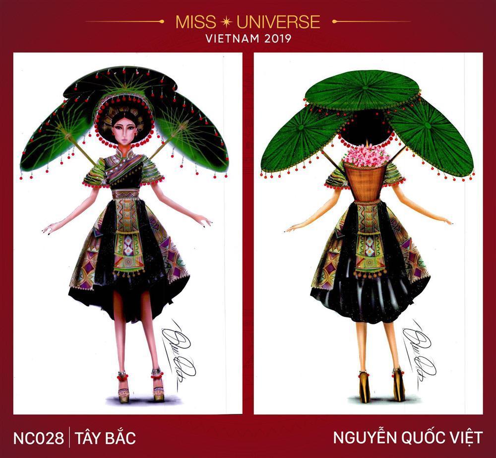 Hoàng Thùy cạn lời vì ý tưởng thiết kế trang phục truyền thống cho Miss Universe 2019 lấy cảm hứng từ... BÀN THỜ-14