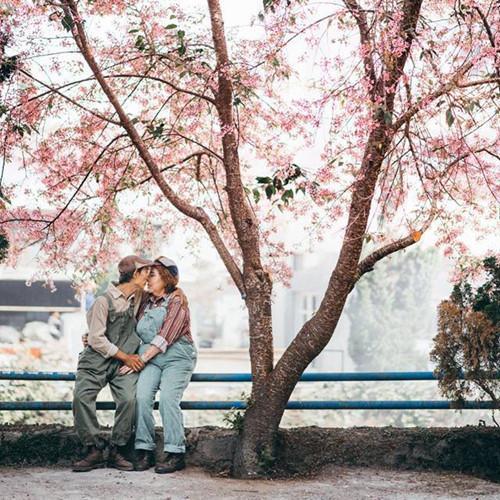 Chết mê với bộ ảnh tình ơi là tình ở Đà Lạt của cặp đôi U60-4