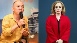 Quốc Trung: 'Cát-xê của Adele biểu diễn ở Việt Nam là 60 tỷ đồng'