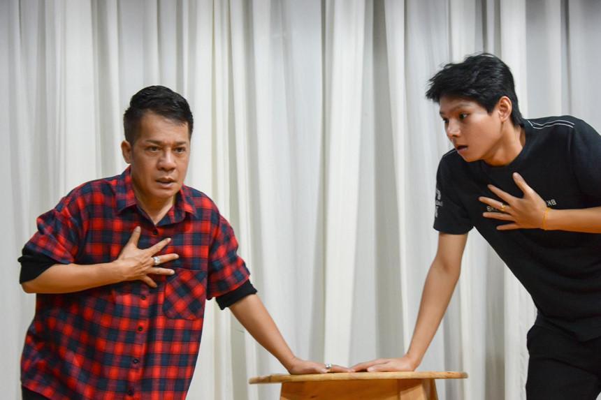 Minh Nhí: Giàu như Hoài Linh, Trường Giang làm nghề vẫn chịu cực khổ-3