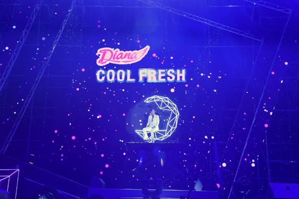 Sơn Tùng M-TP, Lou Hoàng 'quậy tưng' sân khấu Diana Cool Fest-6