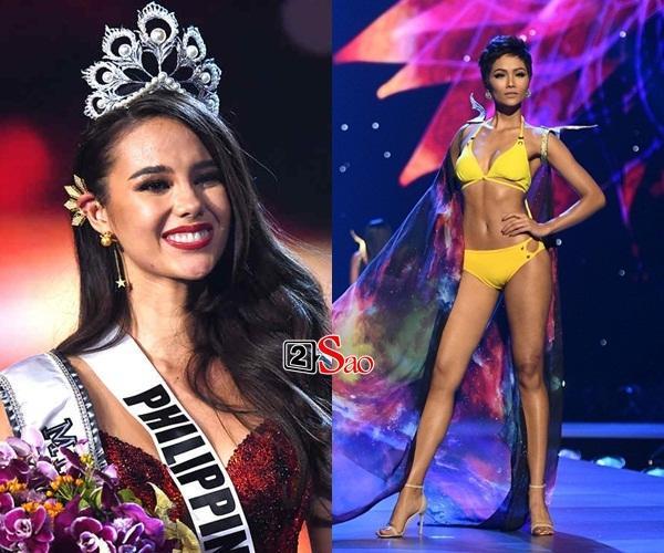 SHOCK: Catriona Gray sau nửa năm đăng quang Hoa hậu Hoàn vũ bị chê bai kém cả HHen Niê-3