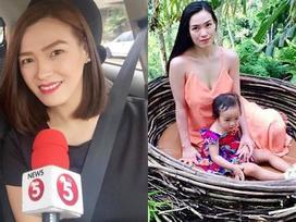 2 năm sau ngày nổi tiếng khắp Đông Nam Á, nữ tài xế xinh đẹp bất ngờ tuyên bố làm mẹ đơn thân ở tuổi 29