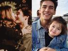 'Gà trống nuôi con' ở tuổi 17, ông bố đơn thân gây bão khắp mạng xã hội vì đã điển trai lại sinh con đẹp tựa thiên thần