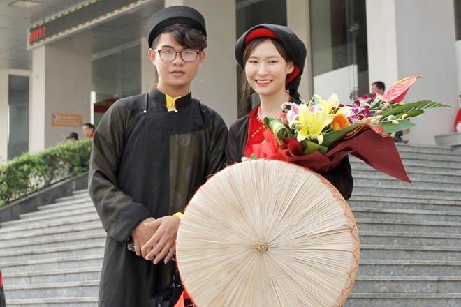 Teen Bắc Ninh hát Cưới nhau đi giữa lớp được khen hay như bản gốc-2