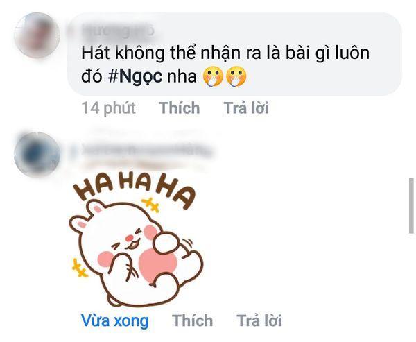 Clip: Ninh Dương Lan Ngọc hát Tình nhân ơi và phản ứng không thể… phũ hơn của fan-1