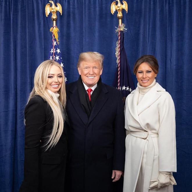 Ái nữ nhà Trump bị chê béo, ăn mặc kém xinh-4