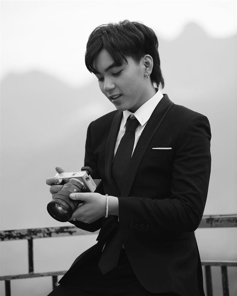 Đào mộ loạt ảnh thời chưa sửa mũi của Long Hoàng - chàng trai Việt duy nhất nghi vấn trúng tuyển SM Entertainment đình đám-8