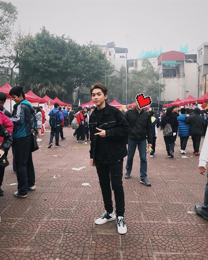 Đào mộ loạt ảnh thời chưa sửa mũi của Long Hoàng - chàng trai Việt duy nhất nghi vấn trúng tuyển SM Entertainment đình đám-10