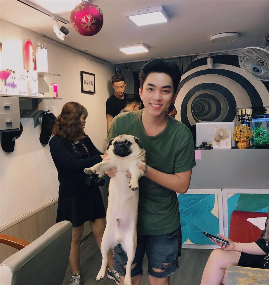 Đào mộ loạt ảnh thời chưa sửa mũi của Long Hoàng - chàng trai Việt duy nhất nghi vấn trúng tuyển SM Entertainment đình đám-11