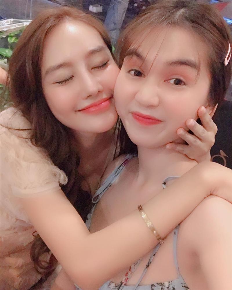 Linh Chi có thể thoải mái khóa môi cô gái này mà chẳng bao giờ phải lo Lâm Vinh Hải ghen tuông-8