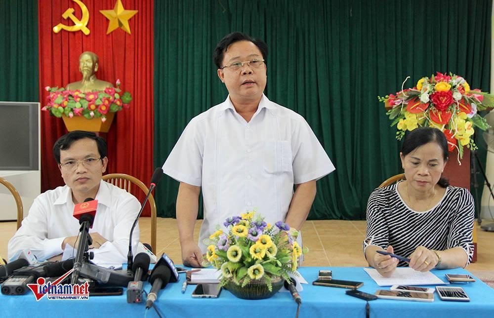 Sở Giáo dục Sơn La đề xuất thay trưởng ban chỉ đạo thi THPT quốc gia-2