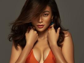 Đâu chỉ scandal mất quyền thi Miss Earth, Á hậu Mâu Thủy đã không ít lần làm showbiz Việt nổi sóng