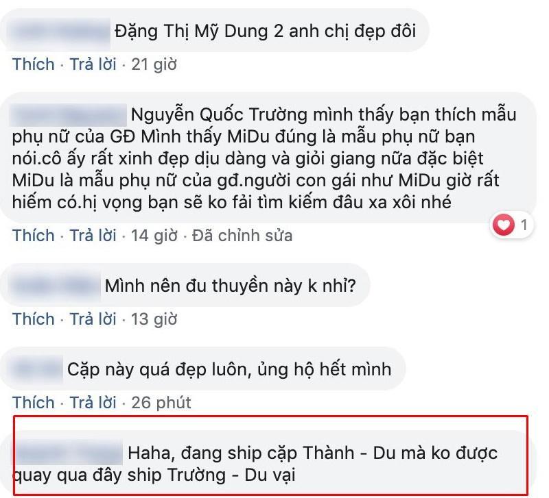 Hay tin Midu được fans ship tới tấp về với Quốc Trường, động thái lạ của Phan Thành khiến dân tình khó lòng giải đáp-3
