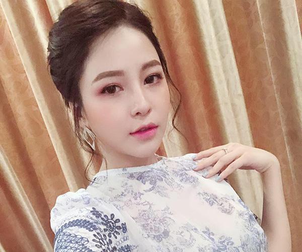Gần 2 tháng sau scandal lộ clip nóng hot girl Trâm Anh tái xuất với gương mặt sưng phồng, bị nghi đã thẩm mỹ?-5