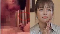 Gần 2 tháng sau scandal lộ clip nóng hot girl Trâm Anh tái xuất với gương mặt sưng phồng, bị nghi đã thẩm mỹ?