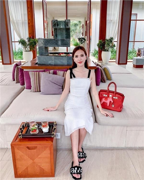 Rich kid Hà Nội bật mí lý do đi du lịch chỉ ở resort đắt nhất, ăn nhà hàng 3 sao, một chuyến đi chi 465 triệu đồng-3