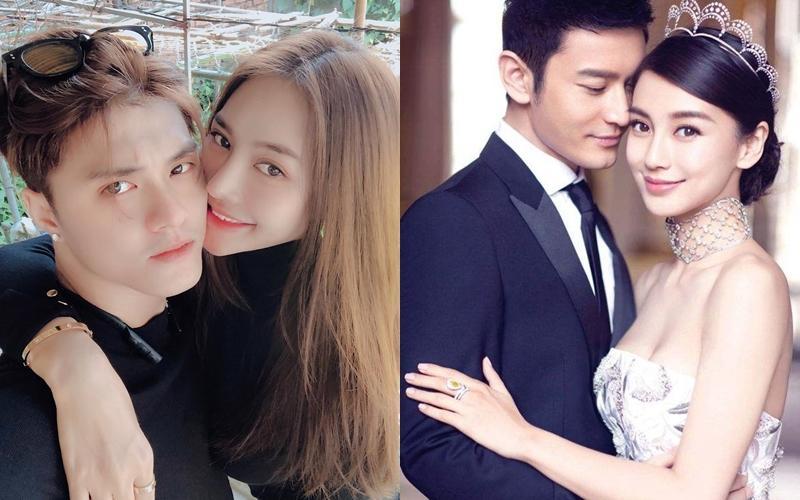 Linh Chi ngại ngùng khi tình yêu với Lâm Vinh Hải được ví như Huỳnh Hiểu Minh và Angela Baby-2