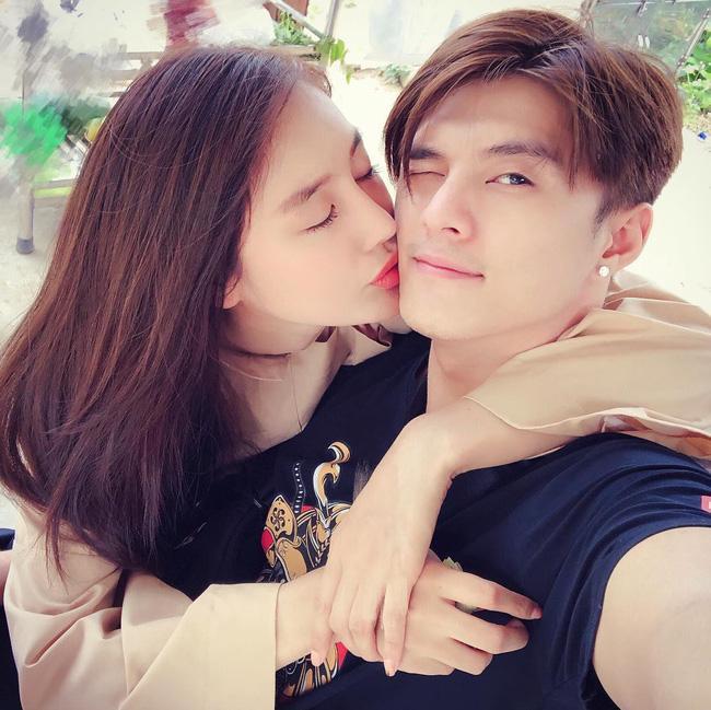 Linh Chi ngại ngùng khi tình yêu với Lâm Vinh Hải được ví như Huỳnh Hiểu Minh và Angela Baby-3
