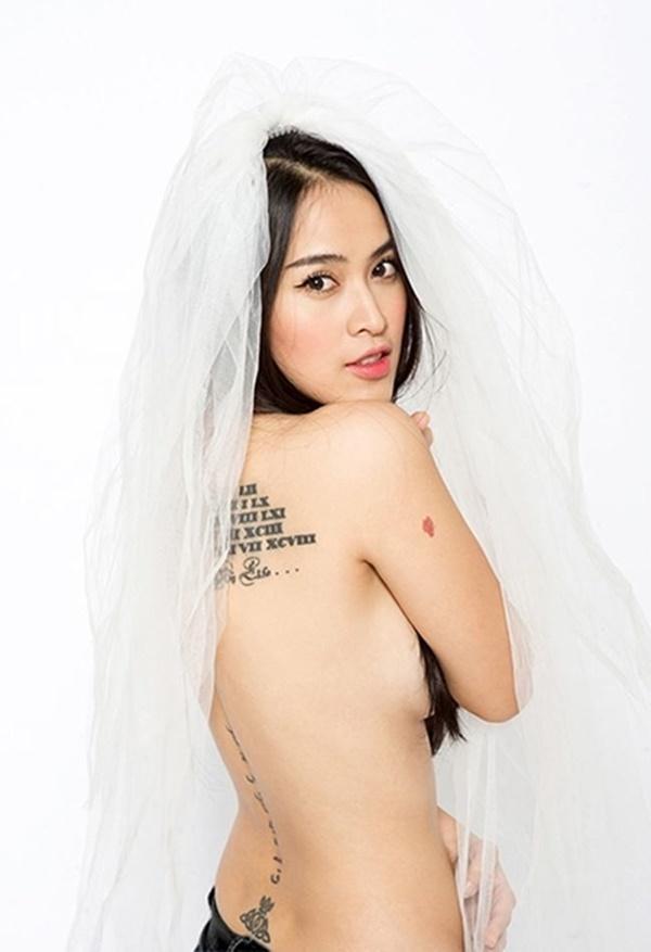 Mỹ nhân Việt và những hình xăm sexy hiểm hóc-15