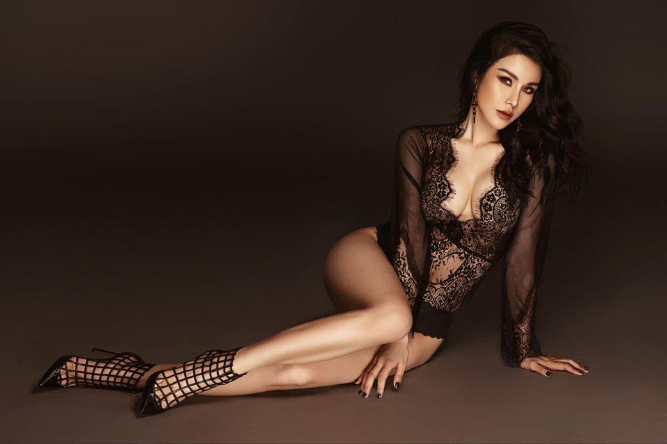 Đăng ảnh sexy, Diệp Lâm Anh không ngờ bị khai quật quá khứ đen nhẻm mà chính cô cũng không biết-1