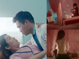 Phim mới của Xuân Nghị và Thúy Ngân gây khó hiểu với cảnh nóng và bùa ngải