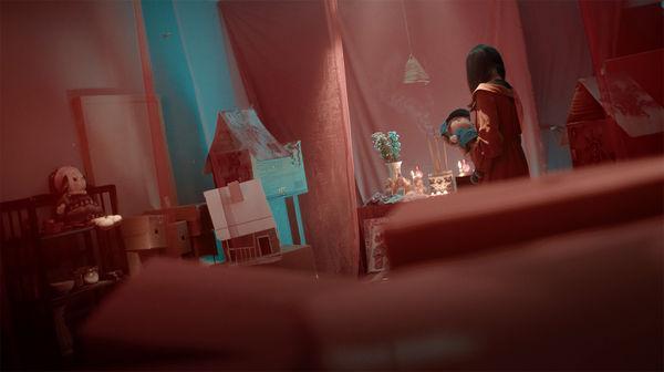 Phim mới của Xuân Nghị và Thúy Ngân gây khó hiểu với cảnh nóng và bùa ngải-2