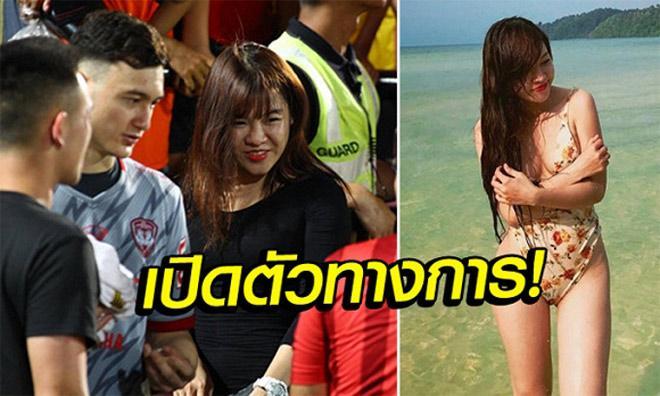 Bạn gái Đặng Văn Lâm bất ngờ xuất hiện trên tờ báo lớn của Thái Lan với loạt ảnh nóng rẫy mắt-1