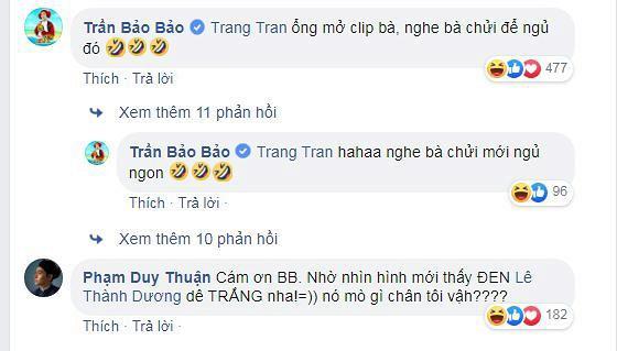 Tiết lộ shock tận óc từ BB Trần: Trấn Thành thích xem clip Trang Trần mắng chửi để ngủ ngon hơn-3