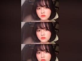 'Em gái mưa' Kim So Hyun chính thức gia nhập hội chị em đam mê tóc ngắn