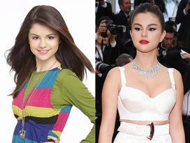 Selena Gomez, Miley Cyrus và dàn sao Disney đã thay đổi thế nào